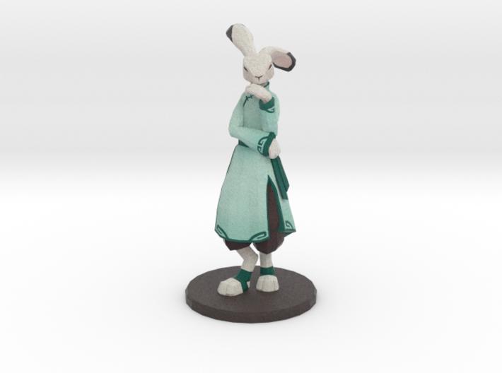 Jade Rabbit 3d printed
