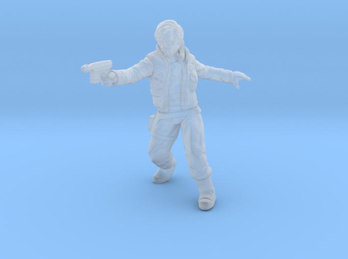 Rebel Captain 3d printed