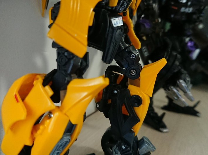 Correct Scale Knees for Bumblebee MPM 3d printed