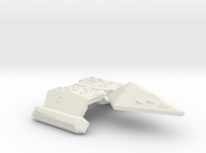 3788 Scale Neo-Tholian Strike Carrier (NCV) SRZ 3d printed