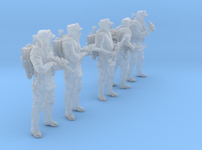 1/48 Antarctic Troops Set101-03 3d printed