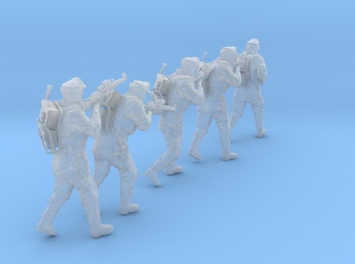 1/35 Antarctic Troops Set102-01 3d printed