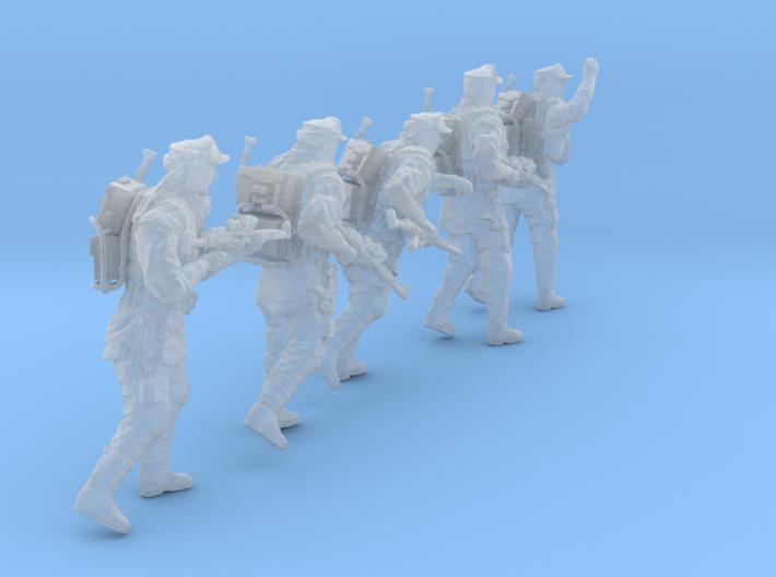 1/35 Antarctic Troops Set102-02 3d printed