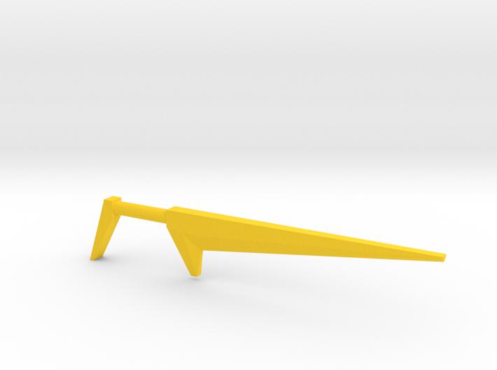 Blackstar Star Sword (3mm, 4mm, 5mm) 3d printed