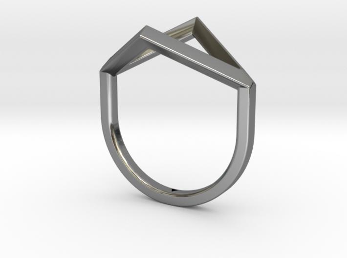 Ring - Portl 3d printed
