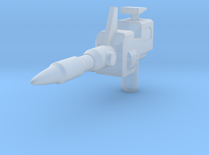 Transformers POTP Jazz Shoulder Cannon 3d printed