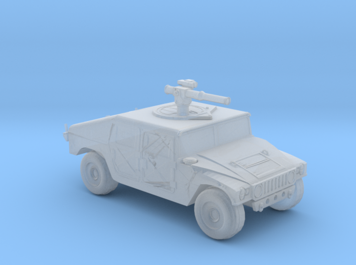 M966wTow 160 scale 3d printed