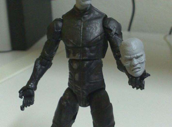 1/18 Scale Zombie 01 3d printed