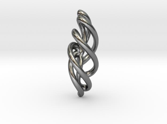 Rosett Two Pendant 3d printed