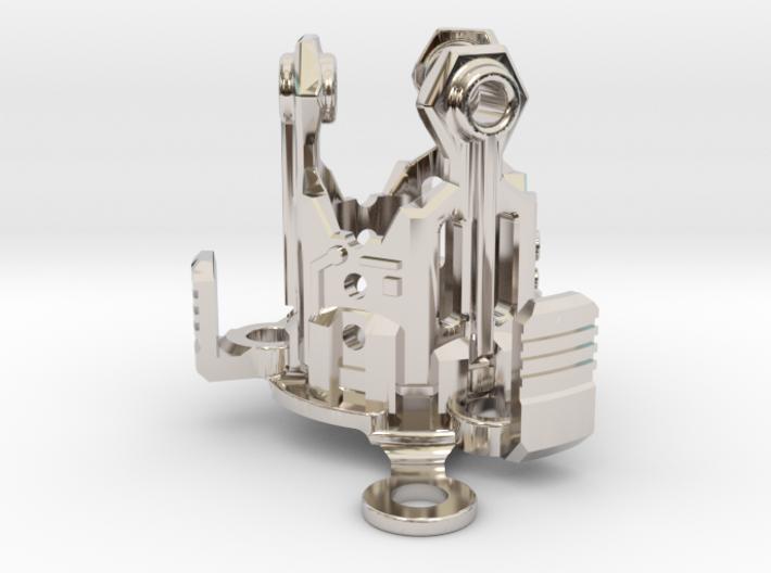 Graflex Mentor - Var2 Part08 - Crystal Gen Style1 3d printed