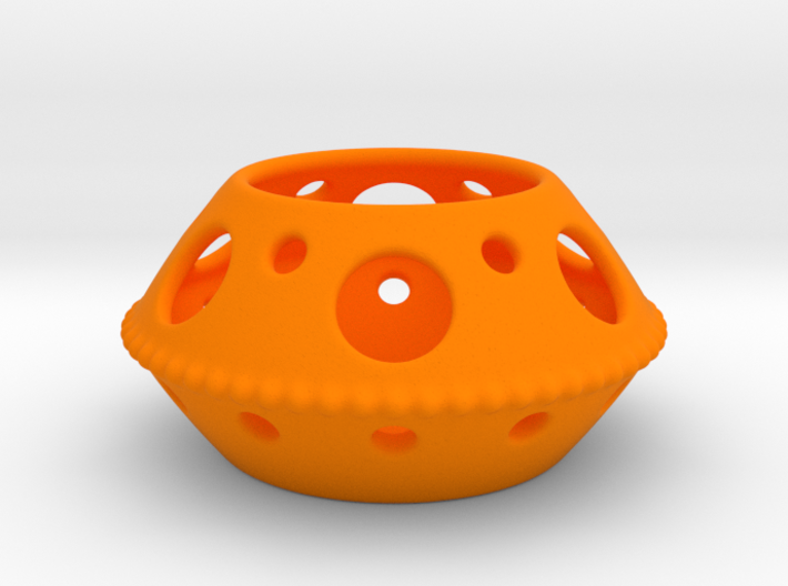 tea light 3d printed