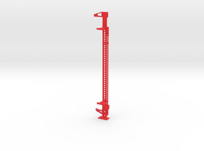 "Oyla 1/10 Scale 48"" High Lift 3 Ton Jack with moun 3d printed"