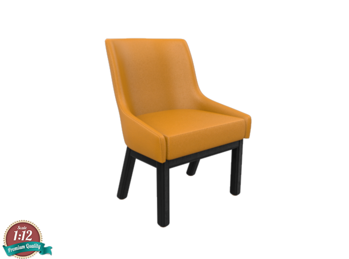 Miniature Albert One Chairs - Werther Toffoloni 3d printed Miniature Albert One Chairs - Werther Toffoloni