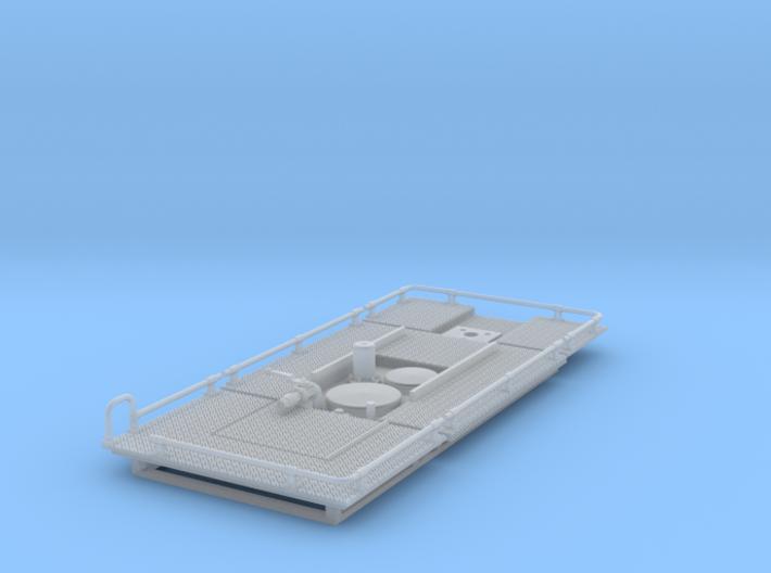 Magirus_D_Rosenbauer_GTLF6_Dach_v1.1 3d printed