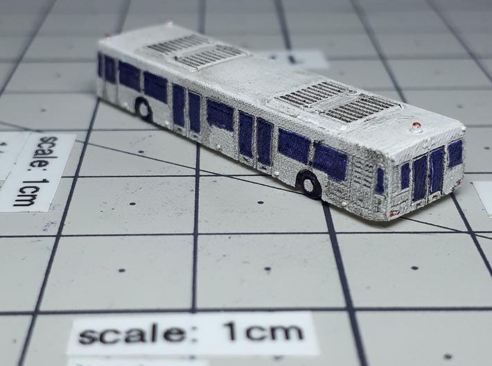 Van Hool AP2375 Bus rev2 3d printed