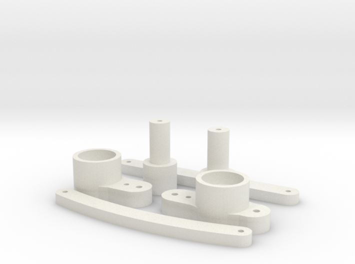 Losi Micro Bellcrank 3d printed