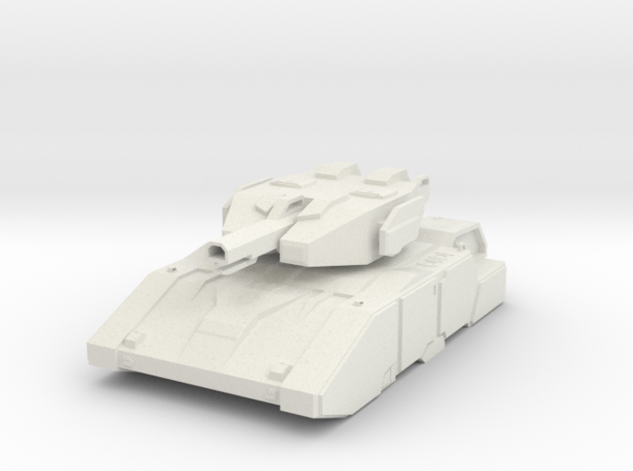 Light Thermal Tank 3d printed