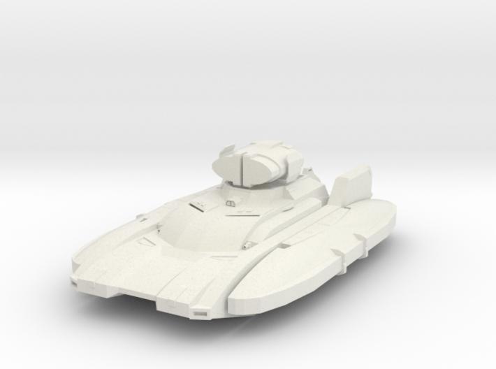 Hover Dacek Tank - Beam Weapon 3d printed