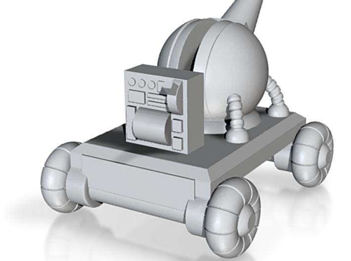 Laser Artillery 3d printed