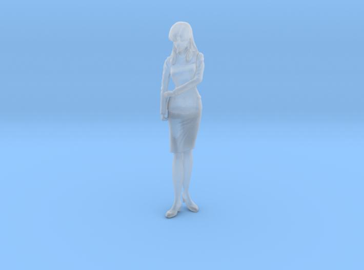 1/18 Misa Hayase in Uniform 3d printed