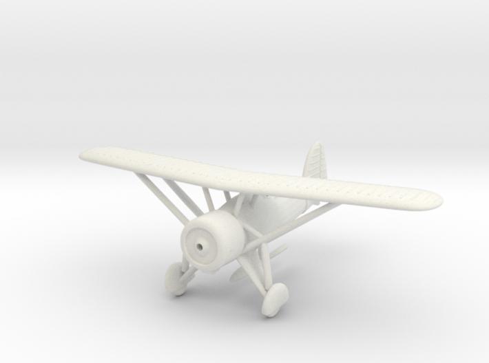 1/144 Morane-Saulnier M.S.225 3d printed