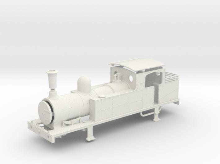 S Scale - FR J1 - WSF 3d printed