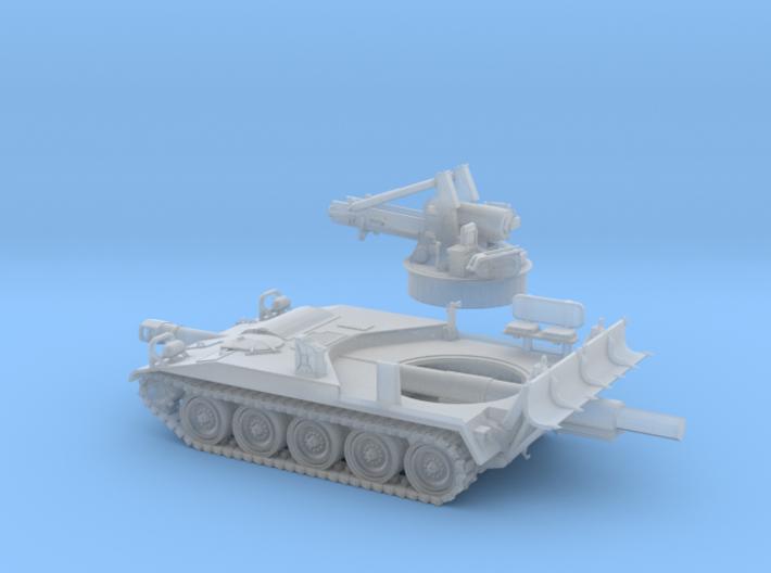 M-110A2-3 Piezas-144-proto-01 3d printed