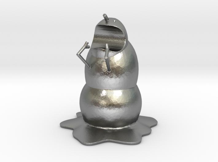 Mutan Man-eating Snowman Pen Holder 3d printed
