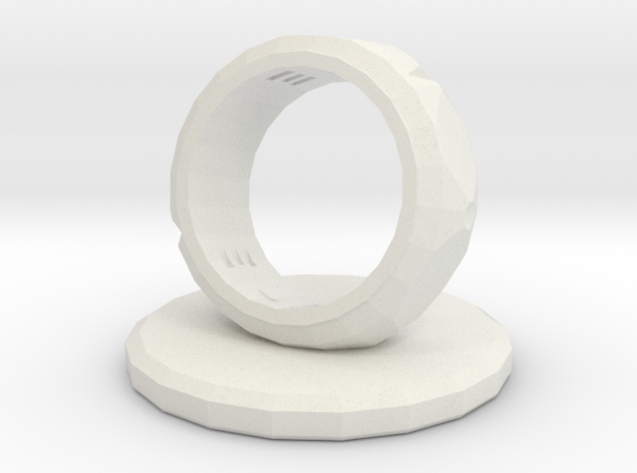Betrayal At House On The Hill Omen - Ring 3d printed