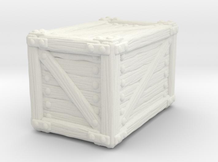 Big Crate A 3d printed