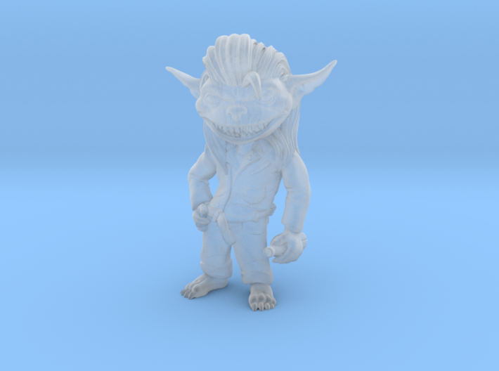 Greaser Goblin 3d printed
