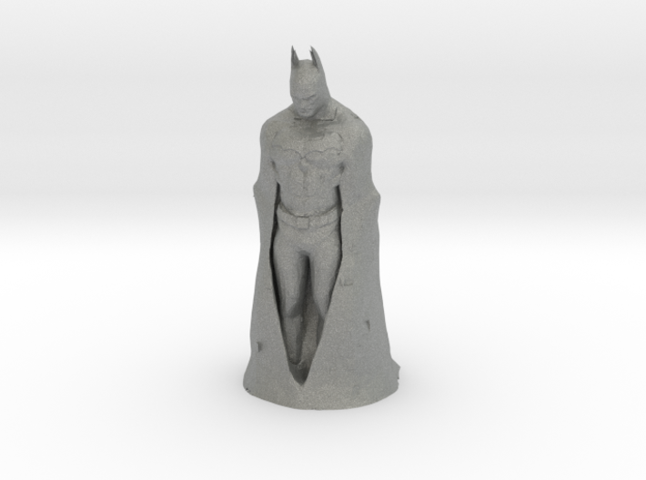 HO Scale Batman 3d printed This is a render not a picture