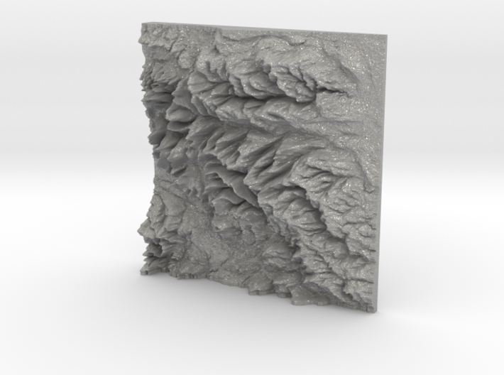 Dales, including a bit of Bowland 3d printed