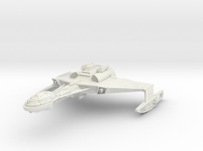 Klingon D6 Class C Refit HvyCruiser 3d printed