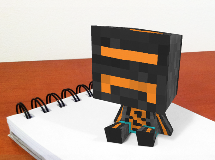 Your Skin Figurine 3d printed