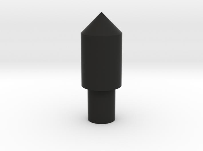 123 block peg 2 3d printed