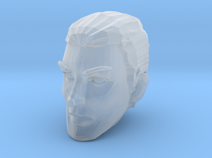 head short hair 2 3d printed Recommended