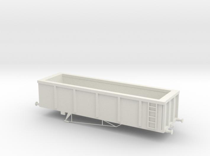 OO scale MKA Wagon 3d printed