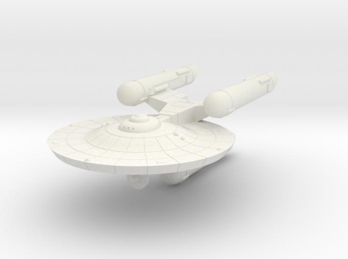 3788 Scale Federation War Destroyer WEM 3d printed
