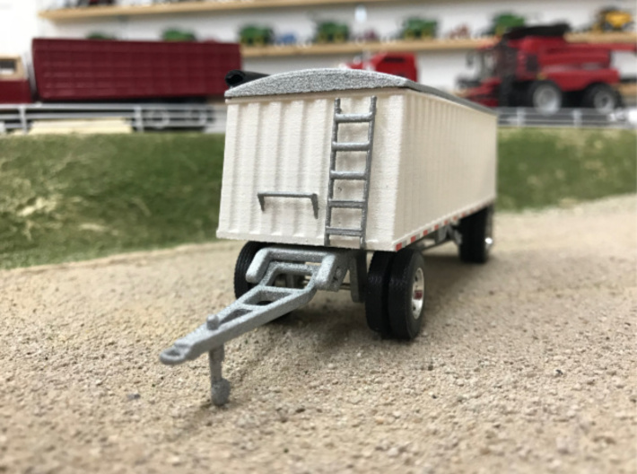 Pup Hitch 3d printed