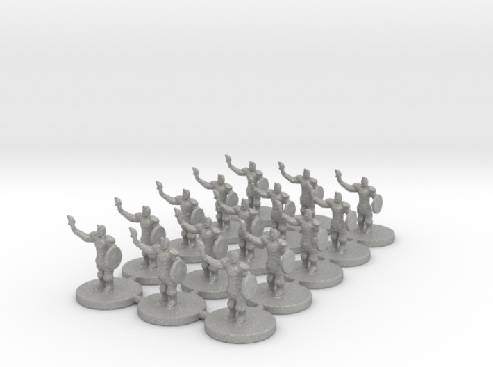 Game of Thrones Risk Pieces - Braavos 3d printed