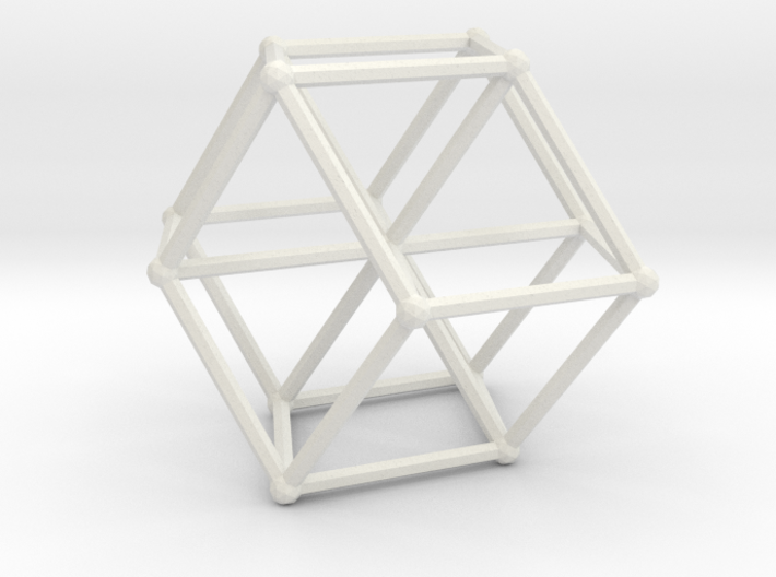 Robertson's apex graph 3d printed