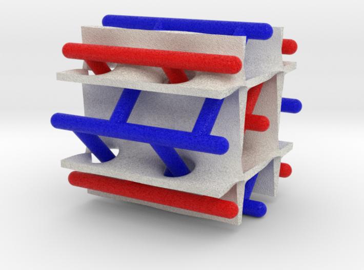 CLPsandstoneUC 3d printed