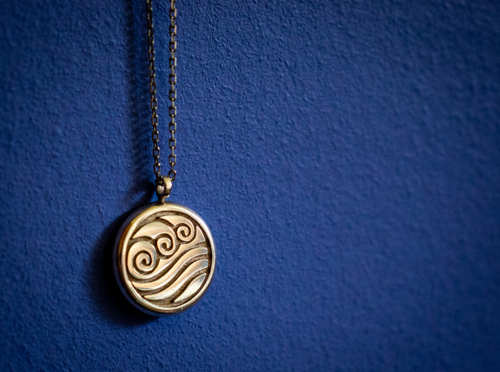 Avatar The Last Airbender Water Tribe Necklace 6wujyqpgg By Alxder