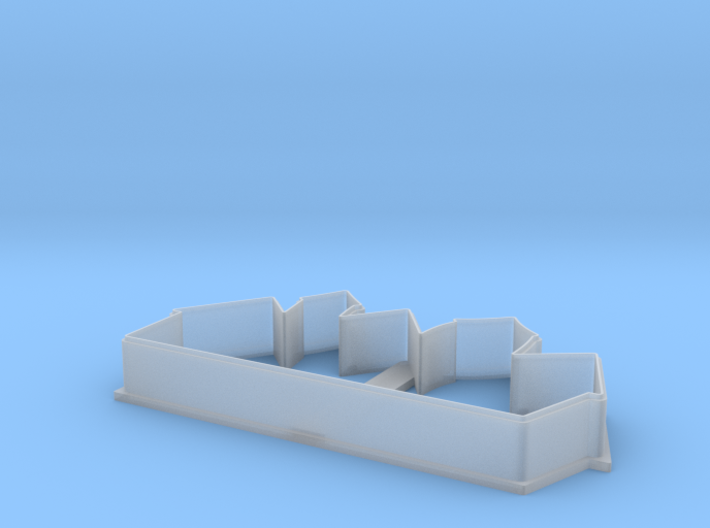City cookie cutter for professional 3d printed