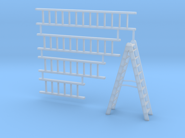 Ladder Collection 3d printed
