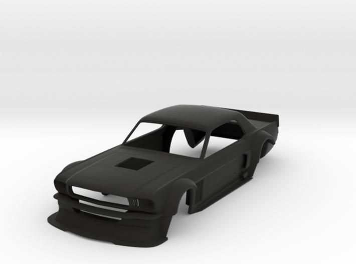Ken Block Hoonicorn V1 Body 3d printed