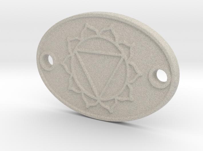 Solar Plexus Chakra Aromatherapy Convertible Penda 3d printed