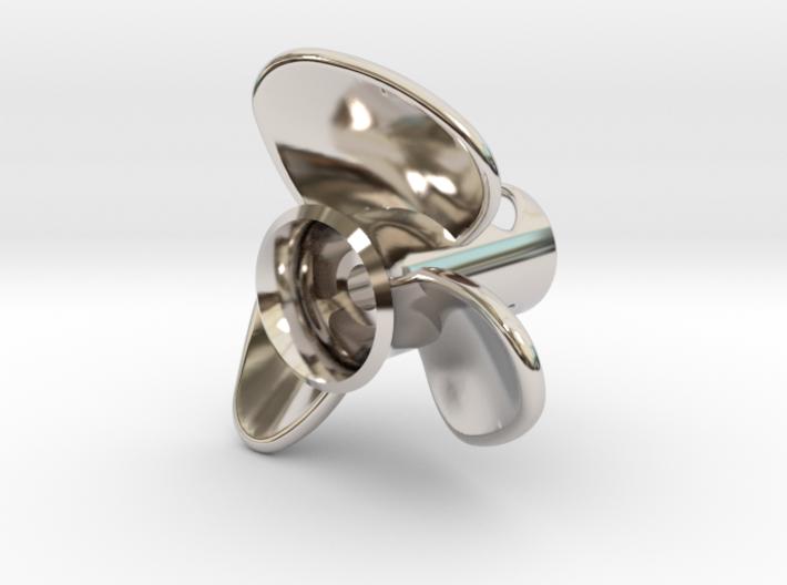 Propeller_side-mount 3d printed