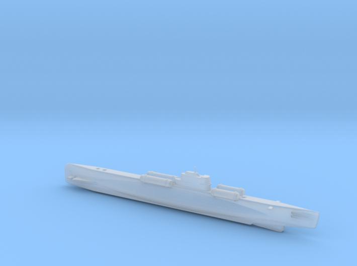 1/700 ScaleWhiskey 4 Cylinder 3d printed